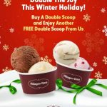 Häagen-Dazs Offer Buy 1 Free 1 Deal! Häagen-Dazs 冰淇淋买一送一优惠!