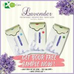FREE ProCare Lavender Sanitary Pads Giveaway!免费卫生棉样品,寄到家!