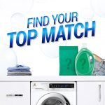 FREE TOP Detergent Sample Giveaway!免费TOP洗衣液样品!