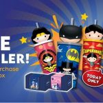 FREE Justice League Tumbler Giveaway! 免费正义联盟杯赠品!