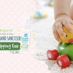 FREE Naturally Kinder Hand Sanitiser Giveaway! 优惠免费天然宝宝手消毒剂!