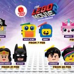 FREE McDonald's The LEGO Movie 2 Toys Collection Giveaway! – 免费麦当劳The LEGO Movie 2玩具!
