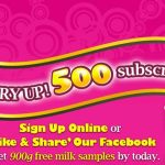FREE Muraydale Milk Powder Sample Giveaway! 免费宝宝奶粉样品!