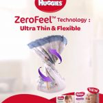 FREE Huggies Platinum with ZeroFeel™ Technology Diaper Sample Giveaway! – 免费新款Huggies宝宝尿片采用ZERO FEEL的技术试穿样品!