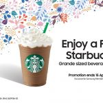 FREE Starbucks Grande Sized Beverage Deal! 请你喝免费星巴克咖啡!