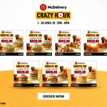 McDonald's Crazy Hour Promotion Is Back Again!麦当劳疯狂优惠促销!