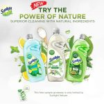 FREE Sunlight Nature 60ml Sachet Sample Giveaway!免费Sunlight洗碗液试用样品!