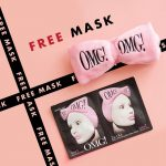 FREE 2IN1 Kit Detox Bubbling Microfiber Mask Giveaway! 免费排毒面膜,寄到家!