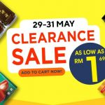 Nestle Clearance Sale! Nestle产品优惠促销!