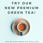 FREE Premium Instant Green Tea Sample Giveaway! 免费绿茶试喝样品!