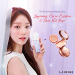 FREE Laneige Layering Cover Cushion and Skin Veil Base Sample Giveaway! 免費Laneige护肤化妆试用样品!
