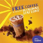 FREE Tealive Signature Coffee Giveaway! 请你喝免费Tealive咖啡!