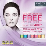 FREE Sothys's Mystery Gifts worth RM434 Giveaway!