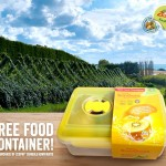 FREE food container with Zespri SunGold Kiwifruits Giveaway!