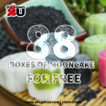 FREE boxes of mooncake to your doorstep!