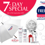 FREE Eucerin products Giveaway!