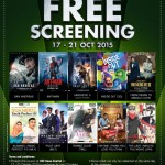 FREE GSC screening tickets Giveaway!
