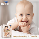 FREE Drypers Touch Sample Giveaway!