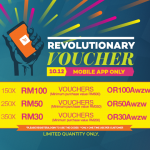 FREE Lazada Discount Revolutionary Voucher Code Giveaway!