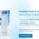 FREE ENC1357 Gentle Cream Exfoliating Mask (10ml) to your doorstep!