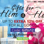 Groupon Extra 12%off + at RM15, Mystery Product (worth up to RM199)!