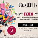 Groupon RM8off Giveaway!