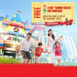 FREE Legoland 2-Day Combo Tickets for The Children In The Group Giveaway!