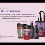 FREE Limited Edition sets of Anna Sui Starbucks Merchandise Giveaway!