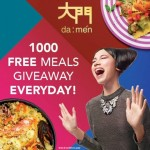 FREE Beauty/Dining Voucher Giveaway!