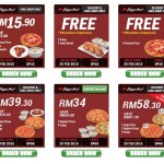 FREE Pizza Hut Coupons Code Giveaway!