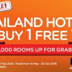 AirAsiaGo's 24-Hour Buy-1-Free-1 Flash Sale For Hotels In Thailand!