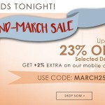 Groupon End March Sales!