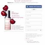 FREE Clarins The NEW White Plus Pure Translucency Serum sample!