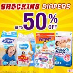 Hermiso Shocking Diapers Promotion Now!