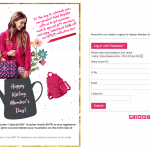 FREE Kipling RM50 Cash Voucher and Special Gift Giveaway!