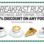 Coffea Coffee Offer 50%off Discount!