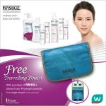 FREE Physiogel Travelling Pouch Giveaway!