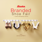 BATA Branded Shoe Fair, Prices as low as RM15 only!