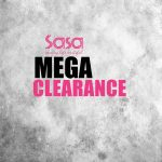 SaSa Warehouse Clearance, Prices as low as RM2 only!