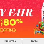 Big Baby Fair, Discount  up to 80%off Promo!