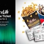 FREE TGV Movie Ticket and Popcorn Combo for 2 Giveaway!