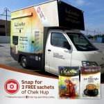 FREE 2 sachets of Chek Hup Giveaway to your doorstep!