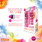 Sunsilk Promo Set at only RM1 Offer!