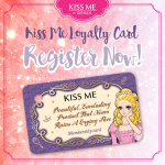 FREE Kiss Me Products Giveaway!