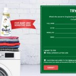 FREE Persil Superior Clothers Care and Comfort Ultra Pure Sample Giveaway!