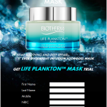FREE BIOTHERM New Life Plankton™ Mask Sample Giveaway!