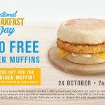 FREE McDonald's Chicken Muffins Giveaway!