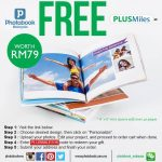 FREE 6″x6″ mini square softcover 40pages Photobook Giveaway!