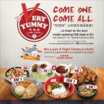 Sunway Velocity Mall Crazy Food Deals A Main Meal Only at RM1!