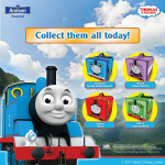 FREE Limited Edition Thomas & Friends™ 3 in 1 Play Mat Carrier Giveaway!